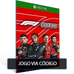 F1 2020- XBOX - CÓDIGO 25  DÍGITOS BRASILEIRO