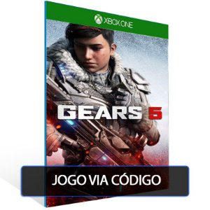 Gears 5 - Código 25 dígitos - Xbox One