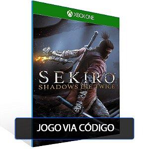 Sekiro: Shadows Die Twice- Código 25 dígitos - Xbox One