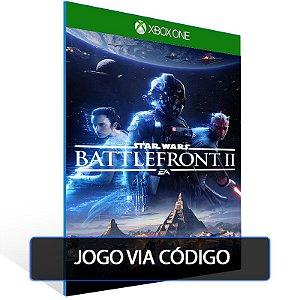 STAR WARS Battlefront II- Código 25 dígitos - Xbox One
