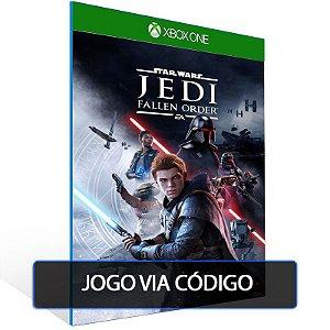 STAR WARS JEDI: FALLEN ORDER- Código 25 dígitos - Xbox One