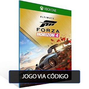 Forza Horizon 4 Edição Suprema- Código 25 dígitos - Xbox One