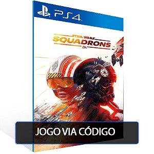 STAR WARS™: Squadrons- Código 12 dígitos - ps4