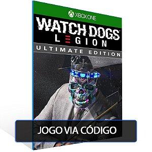 Watch Dogs: Legion - Ultimate Edition- XBOX - CÓDIGO 25  DÍGITOS BRASILEIRO
