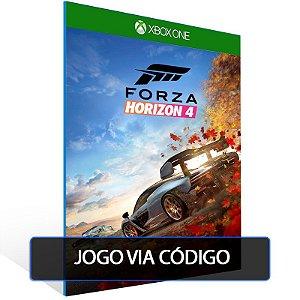 Forza Horizon 4 Edição Padrão- Código 25 dígitos - Xbox One