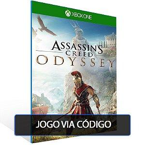 Assassin's Creed® Odyssey - Código 25 dígitos - Xbox One