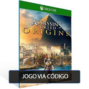 Assassin's Creed® Origins - Código 25 dígitos - Xbox One