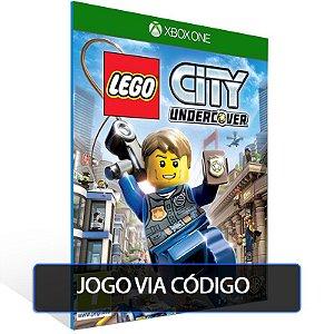 LEGO CITY UNDERCOVER - Xbox One - Codigo de 25 digitos brasileiro