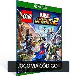 LEGO MARVEL SUPER HEROES 2 - Xbox One - Codigo de 25 digitos brasileiro