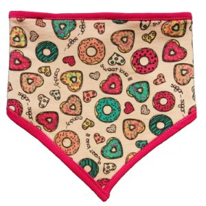Bandana Pet Donuts