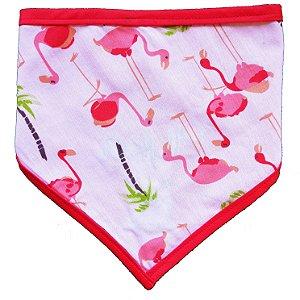 Bandana Pet Flamingos