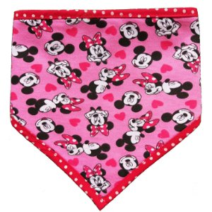 Bandana Pet Mickey e Minnie