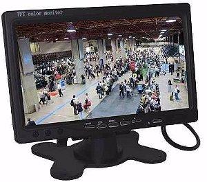 Tela Monitor Lcd Portátil 7 Polegadas