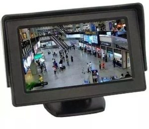 Tela Monitor Lcd Tft 4.3 Polegadas