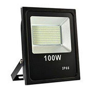 Refletor LED Holofote MicroLED SMD IP66 100W