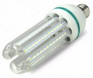 LAMPADA LED 4U 36W E27 BIVOLT