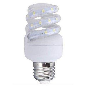 LAMPADA LED ESPIRAL 7W BIVOLT
