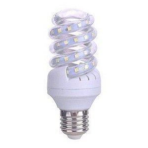 LAMPADA LED ESPIRAL 12W BIVOLT