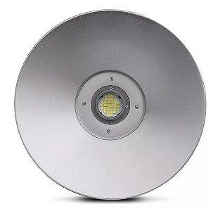 Luminária LED Industrial Highbay 300w Branco Frio 6500k Bivolt
