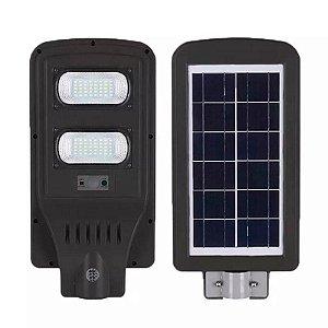 Luminária Solar LED 20w para Poste IP65 Branco Frio
