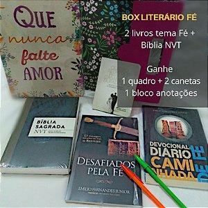 Box Literário Fé