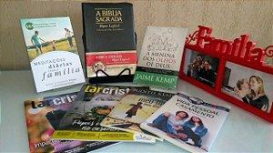 Box Literário Família
