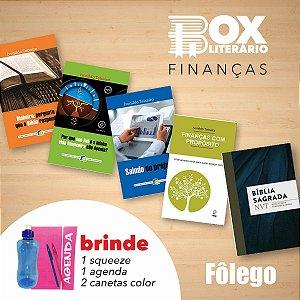 Box literário finanças