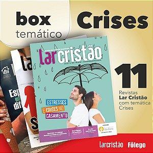 Box Temático CRISES