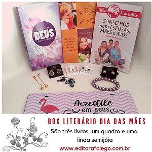 Box Especial Dia das Mães ELA MERECE