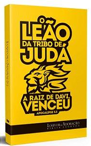 Bíblia de Estudo Louvor e Adoração Leão Tribo de Judá