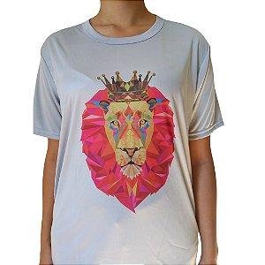 Camiseta Leão Rei