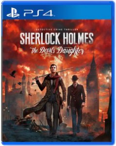 JOGO SHERLOCK HOLMES - THE DEVILS DAUGHTER - PS4