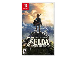 Jogo Zelda: Breath of The Wild - Nintendo Switch