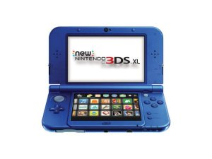 New Nintendo 3Ds Xl - Galaxy Edition