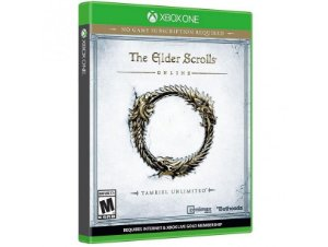 JOGO THE ELDER SCROLLS ONLINE - TAMRIEL UNLIMITED XBOX ONE