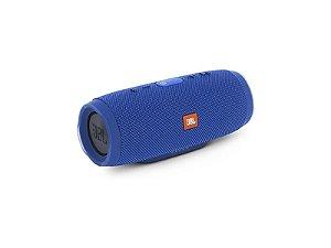 Caixa de Som JBL Charge 3 - Azul