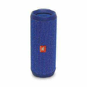 Caixa de Som JBL Flip 4 - Azul