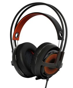 SteelSeries Siberia 350 Headset - Preto