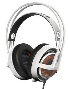 SteelSeries Siberia 350 Headset - Branco