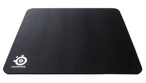 Mouse Pad Steelseries QcK mass Gaming (Black) (6X320X285)