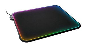 Mouse Pad Steelseries QCK PRISM RGB (8.86 X292.4X356.71 mm)