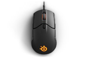 Mouse SteelSeries SENSEI 310 BLACK TRUE 1 TO 1
