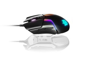 Mouse SteelSeries RIVAL 600 BLACK 2 SENSORES / TRUE 1TO1