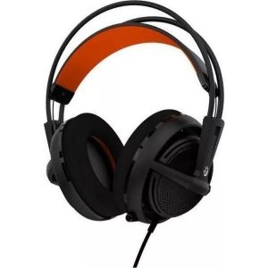 Headset SteelSeries SIBERIA 200 BLACK