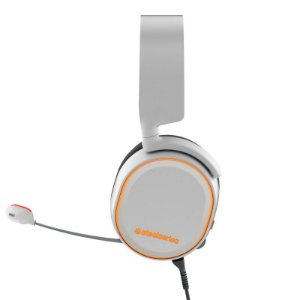 Headset SteelSeries ARCTIS 5 WHITE RGB