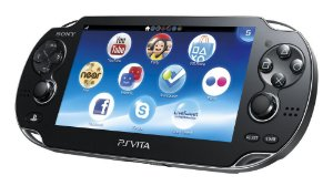 Playstation Vita 3G / Wi-Fi - PCH-1104