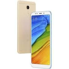 Smartphone Xiaomi Redmi 5 Plus Dual 32gb/ 12MP/ 3GB - Dourado