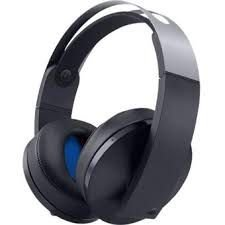 Headset Sony Wireless Platinum Ps4