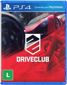Jogo Driveclub - Playstation 4