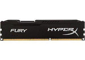 Memória DDR3 4GB HyperX Preto